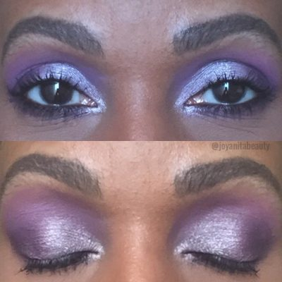 ND Love eyeshadow look1