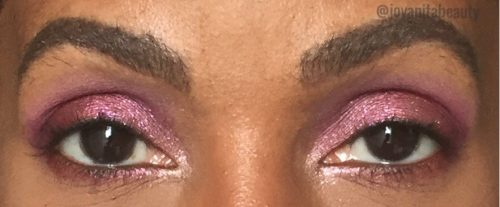 ND Love eyeshadow look 2