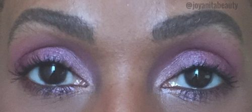 ND Love eyeshadow look 3