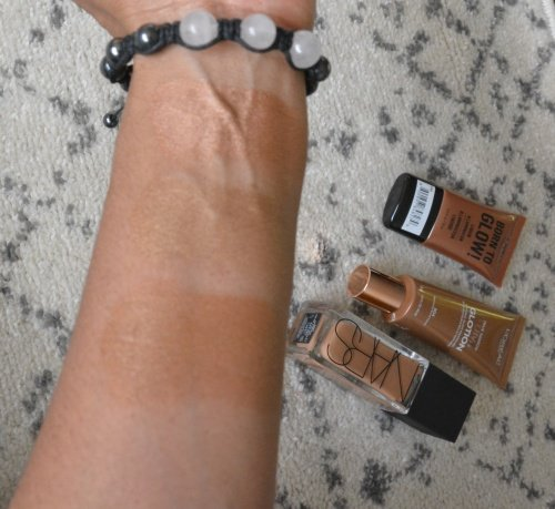 glow booster swatches