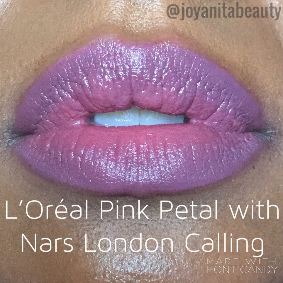 Pink Petal with London Calling