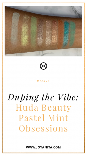 dupe the vibe mint
