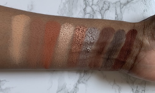 colourpop, brown sugar