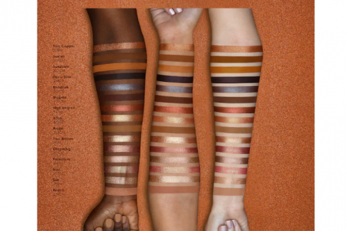 Natasha Denona Bronze swatches