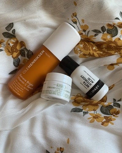 June favorites; skincare favorites