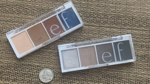 elf bite size mini eyeshadow