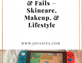 July Favorites & Fails, makeup, skincare, lifestyle