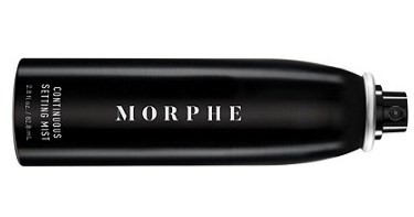 morphe continuous setting mist, setting spray
